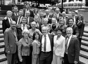 Horgan-with-caucus.jpg